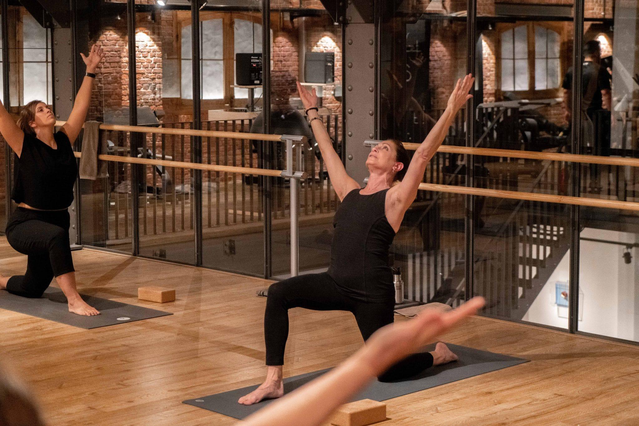 Ashtanga Yoga with Adrienne Altenhaus