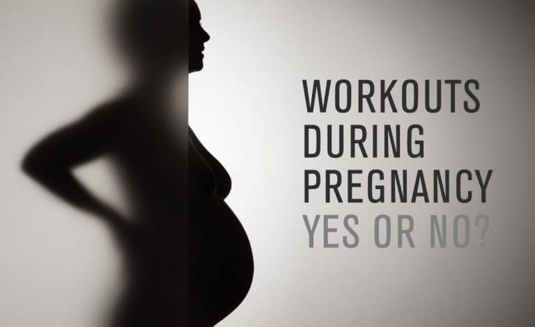 Workout during pregnancy: yes or no?