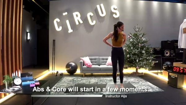 Abs & Core with Alja