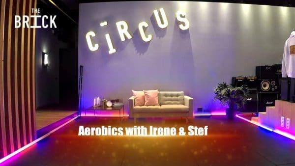 Aerobics with Irene & Stef