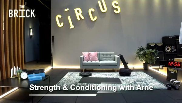 Strength & Conditioning with Arne