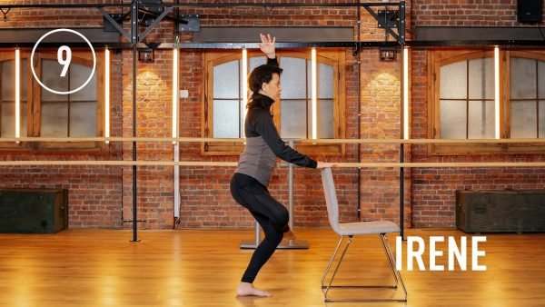 STAY FIT #9 | Barre workout at home (PART 2/5)