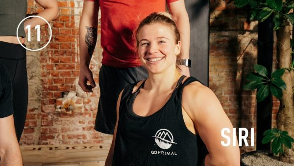 STAY FIT #11 | Crossfit Workout with Siri