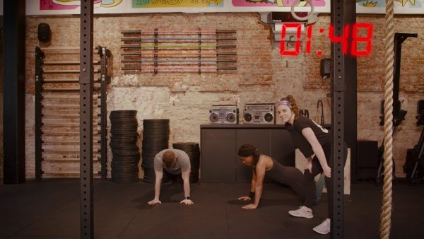 STAY FIT #15 | Bring Sally Up - Push Up Challenge