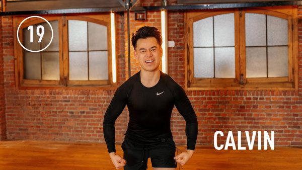 STAY FIT #19 | Full Bodyweight Workout with Calvin
