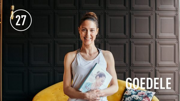 STAY FIT #27 | Yoga met Goedele Leyssen - Je onderlichaam stretchen