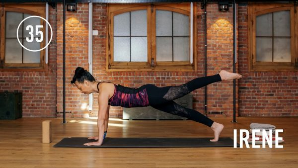 STAY FIT #35 Pilates inspired workout #2