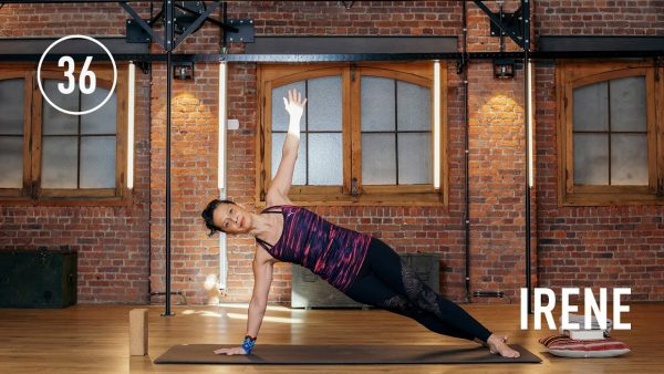 STAY FIT #36 Pilates inspired workout #3