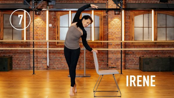 STAY FIT #7 | Barre workout at home (PART 1/5)